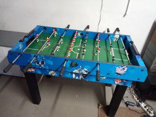 Mesa Futbolín 3 en 1