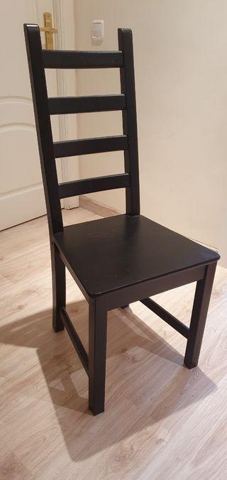 4 sillas NORDVIKEN Ikea