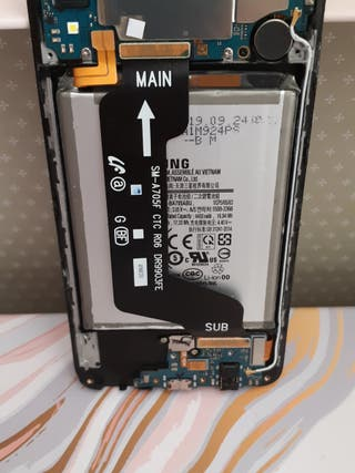 batería perfecta para Samsung Galaxy A70