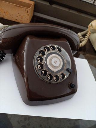 Precioso teléfono holandés de 1978 ( Ericsson)
