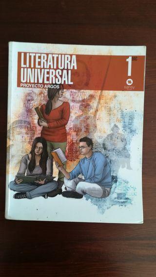 Literatura universal 1° Bachillerat