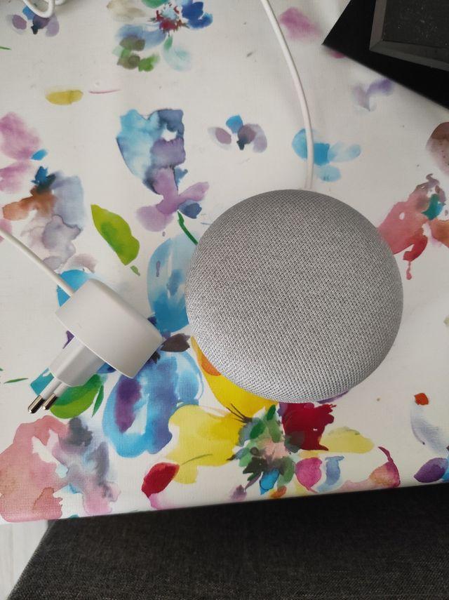 Google home mini 1a generación