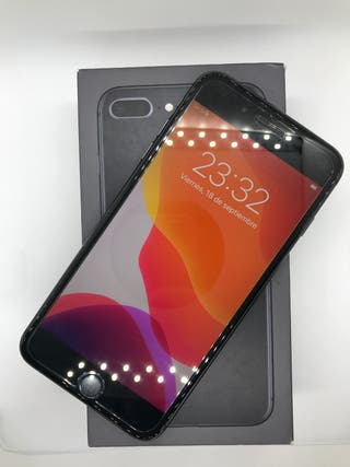 iPhone 8 Plus 64 GB Negro Garantia