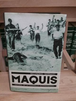 Maquis (Secundino Serrano)