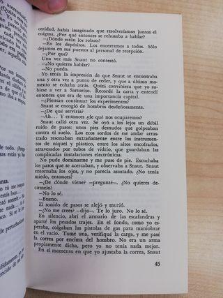 SOLARIS. STANISLAV LEM. MINOTAURO, 217 PP. TAPA DU
