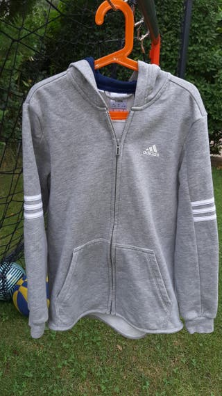 chaqueta sudadera Adidas niño 11 12 años