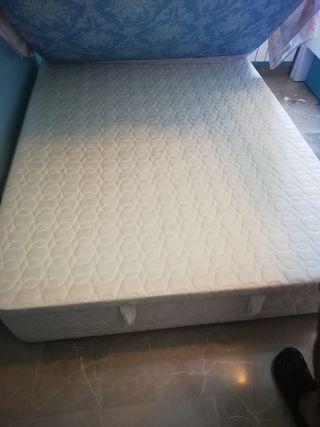 Canapé abatible 135 cm