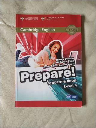 Prepare! Student book