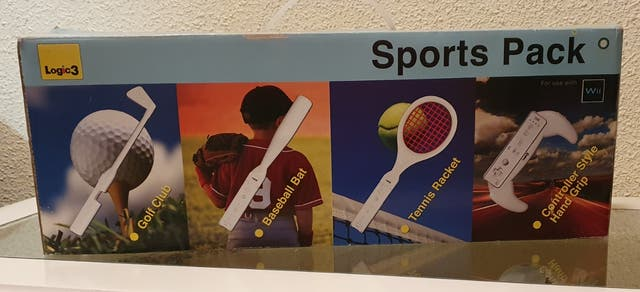 Sport Pack Wii