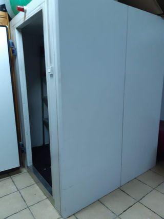 Cámara industrial frigorífica Zanotti