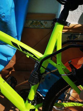 Silla para bicicleta