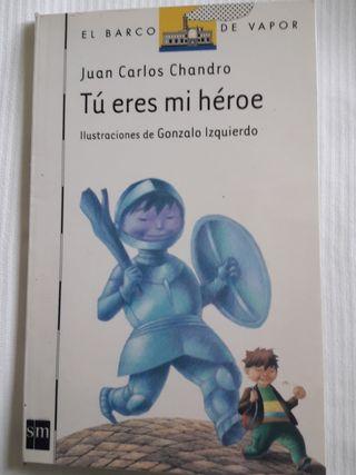 Tu eres mi heroe