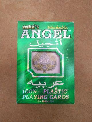 Baraja de póquer Asha's Angel