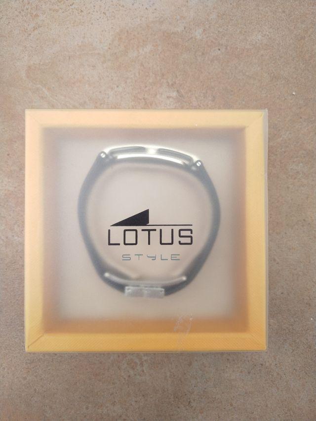 Pulsera de hombre Lotus