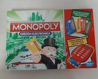 Juego Monopoly edición electrónica