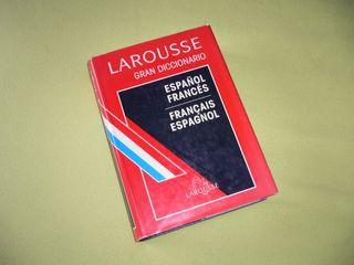 Diccionario español - francés