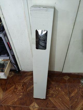 Cortina de plástico para puerta
