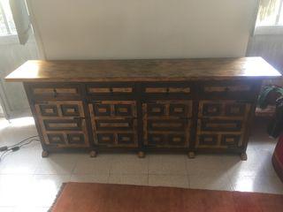 Mueble Buffet Antiguo
