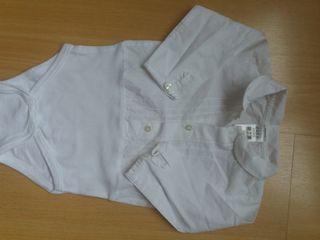 Body/camisa bebé.