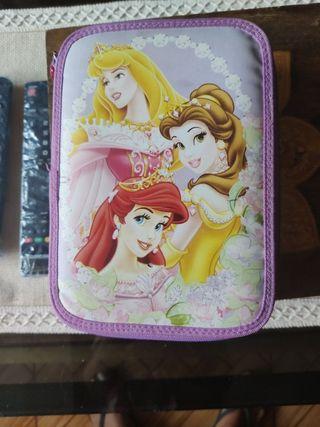 estuche princesas Disney