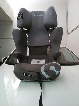 silla coche para niños