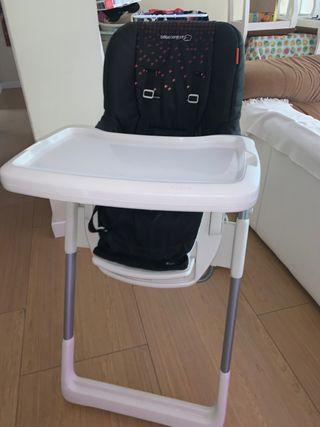 Trona Kaleo reclin. bandeja extraíble Bebe Confort