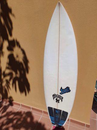 Tabla de surf LOST MAYHEM tag burrow baby buggies