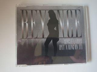 CD Single Beyoncé - Single Ladies