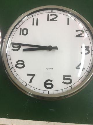 4 Relojes de pared de IKEA