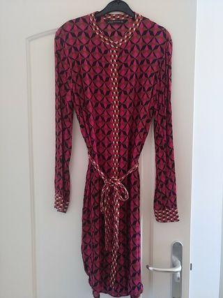 Vestido Zara Estampado