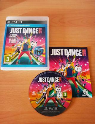 Just Dance 2018 para ps3