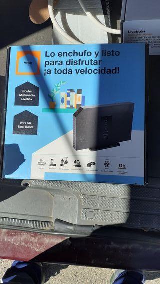 ROUTER LIBEBOX FIBRA ÓPTICA