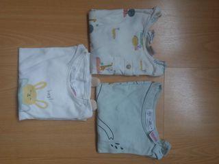 Pack camisetas Zara