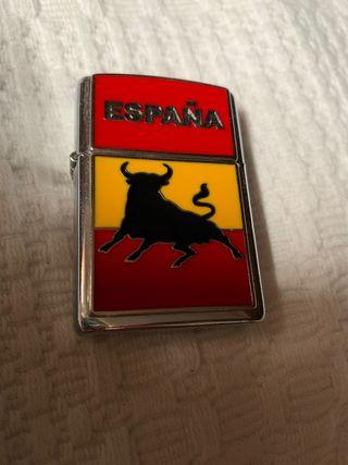 Mechero Zipp España Toro