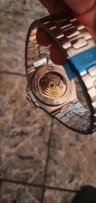 Reloj Patek Philipphe