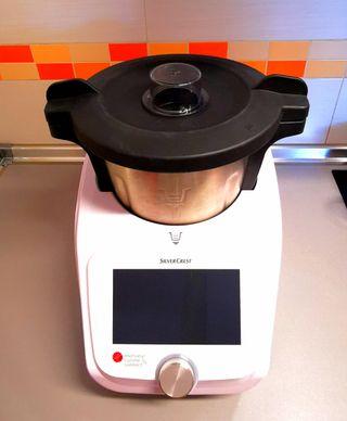Robot de Cocina SilverCrest SKMC1200B2