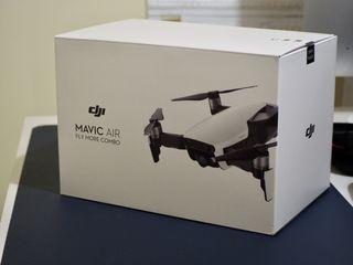 Drone Dji Mavic Air Negro