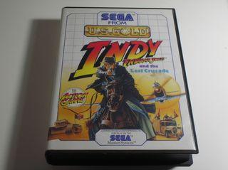 Indy Indiana Jones Master System