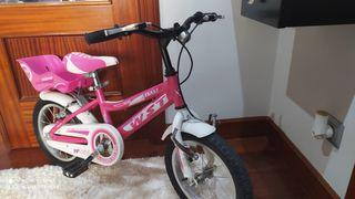 """Bici niña 14"""""""