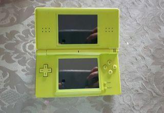 Nintendo DS Lite impecable con cargador y funda