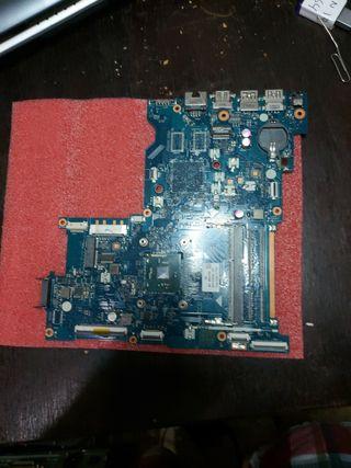 Placa base para portátil HP 15-AC 815248-501, 8152