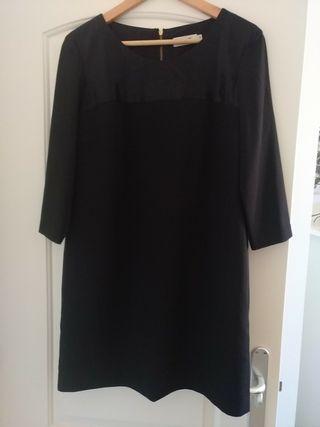 Vestido Fórmula Joven Negro