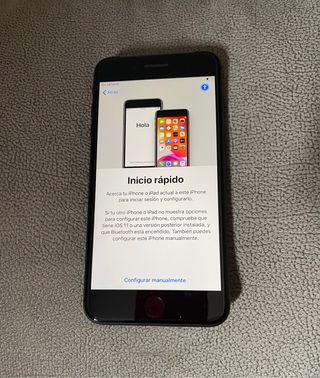 iPhone 8 Plus 64gb nuevo con cargador