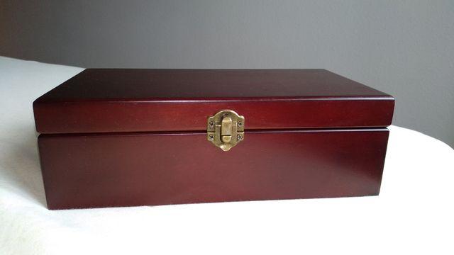Caja expositora de relojes