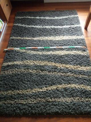 50€ alfombra pelo