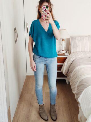 Jersey vintage talla S M L oversize