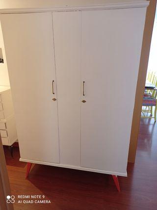 armario antiguo como nuevo