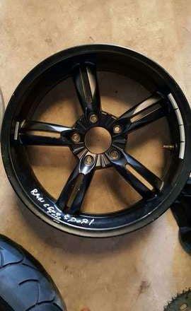 LLANTAS TRASERAS DE BMW C 600 SPORT 2013