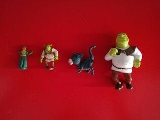 Muñecos PVC Shrek