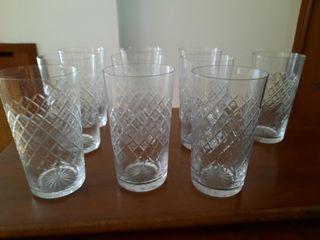 Juego de Vasos Cristal